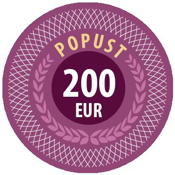 Akcija Seracell: Slavljenički vaučer za klijente Seracella 200 evra